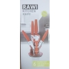 Set Cutite Ceramica- RAWI 807