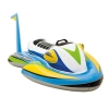 Saltea gonflabila Intex - Ride-on, Wave rider, 117 x 77 cm
