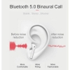 Casti Bluetooth Wireless i11 , Profesionale, TOUCH CONTROL, Functie SIRI, Compatibile Android & iOS