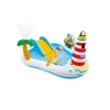 Piscina gonflabila Intex - Fishing Fun, 218 x 188 x 99 cm