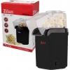 Aparat Pentru Popcorn Zilan ZLN-8044, Negru, 1200W, sistem cu jet de aer cald, motor cupru
