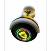 Hoverboard cu boxe Bluetooth incorporate RCB, LED pe roti, Viteza maxima 10-12 km, Autonomie 3-4 ore
