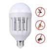 Bec 15W cu lampa UV 2 in 1 impotriva insectelor