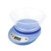 Cantar electronic de bucatarie cu afisaj digital si bol plastic, maxin 5 kg