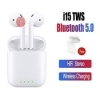 Casti wireless i15 TWS Bluetooth 5.0 TOUCH CONTROL Handsfree KATHODE i15-tws