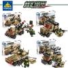 Joc Lego Kazi Masina de razboi-101 piese