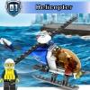 Joc Lego Kazi -95 piese-Modele diferite
