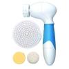 Perie pentru masaj facial si curatat tenul